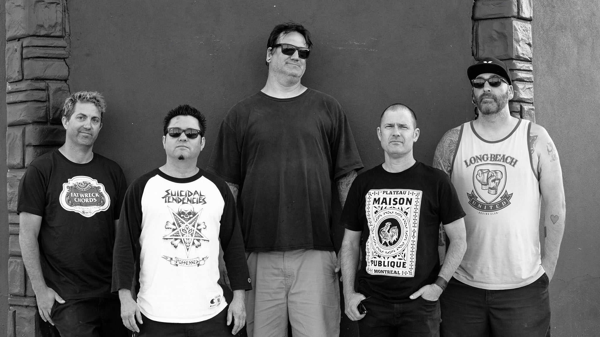 Lagwagon at The Amp St. Augustine Backyard Stage