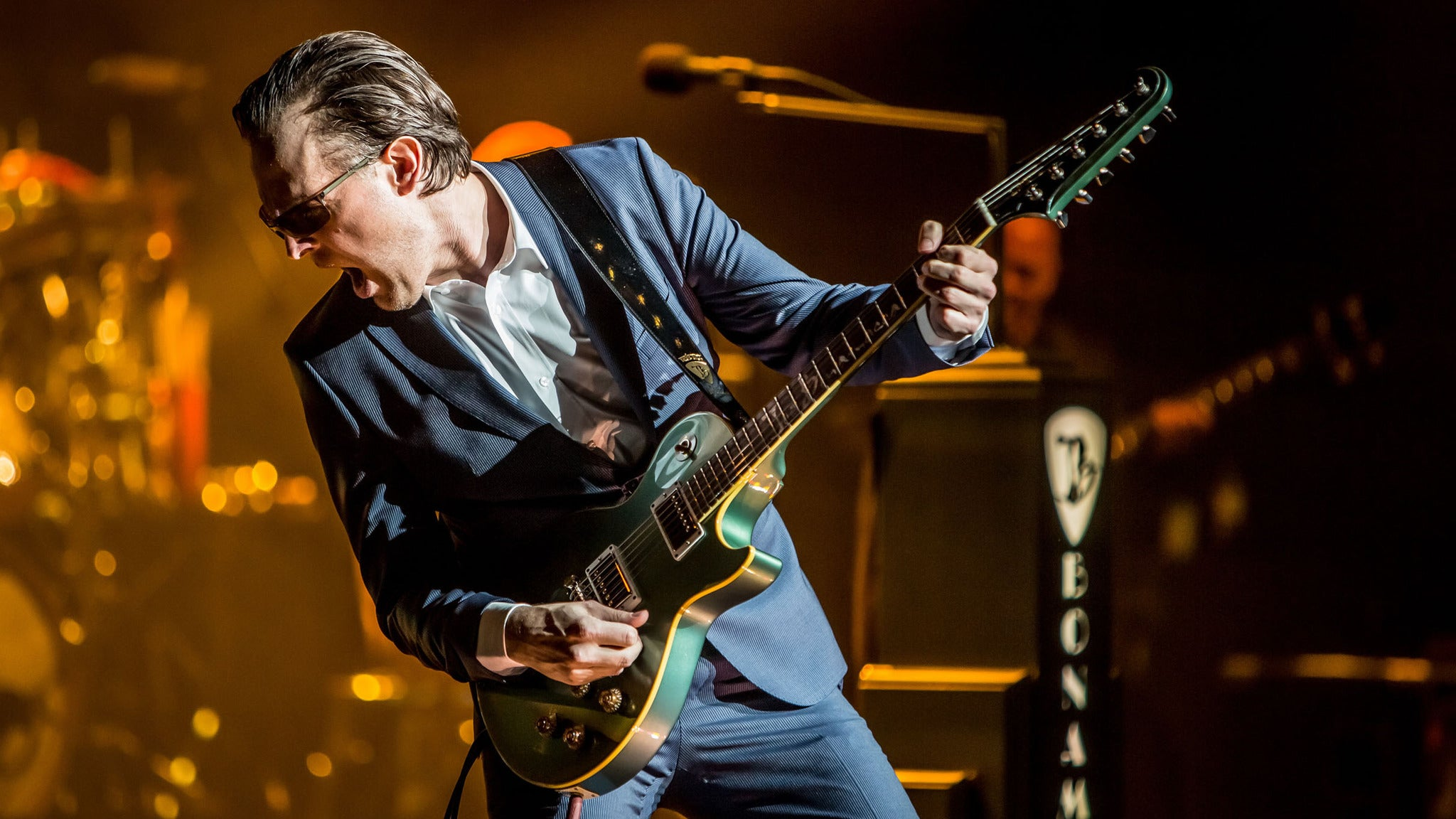 Joe Bonamassa at Walton Arts Center - Baum Walker Hall