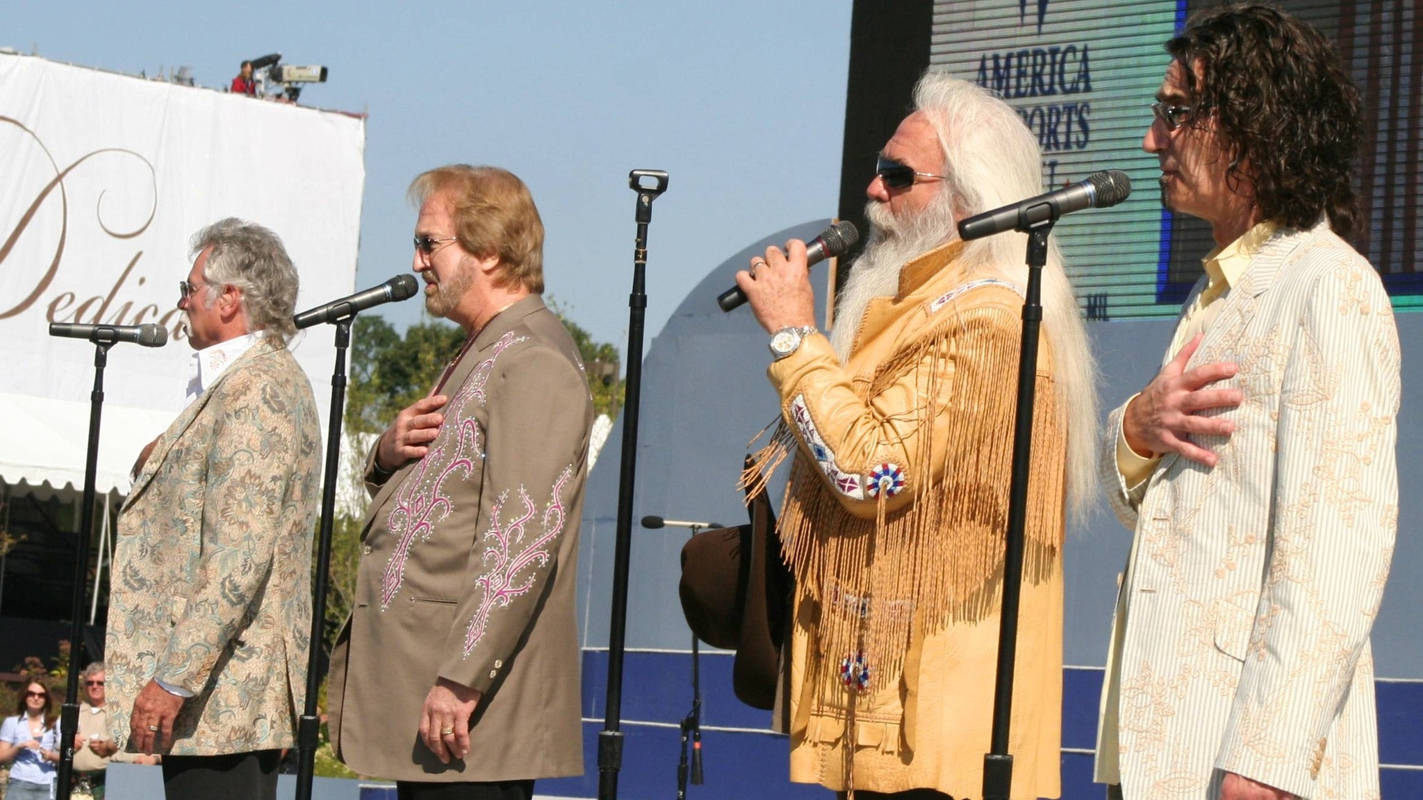 The Oak Ridge Boys at The Rose Music Center at The Heights