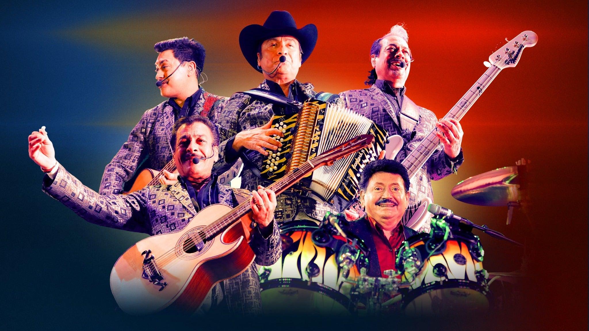 Los Tigres Del Norte La Reunion Tour