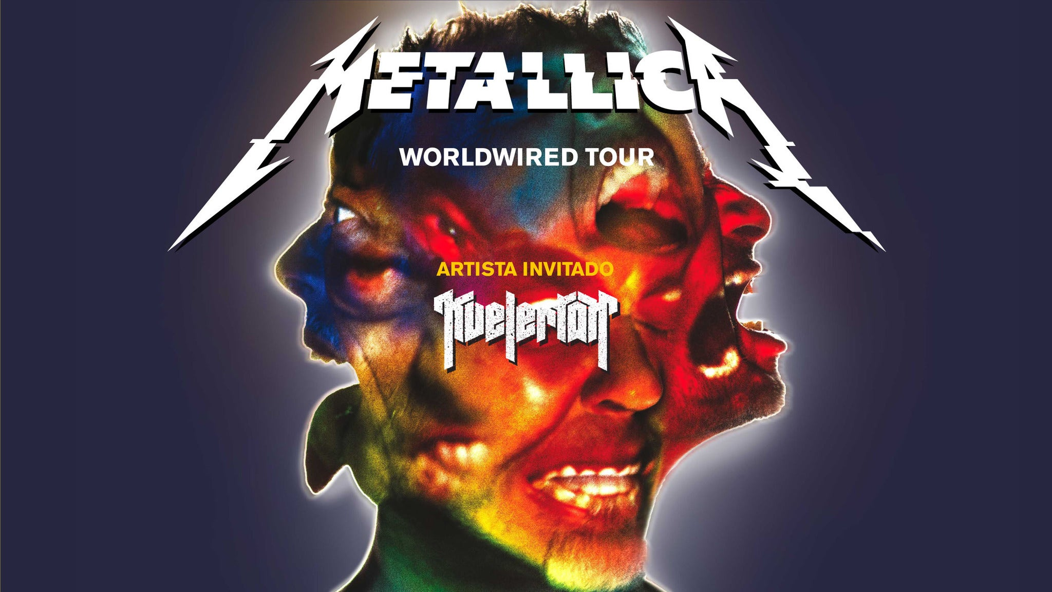 Metallica - WorldWired Tour at Verizon Arena