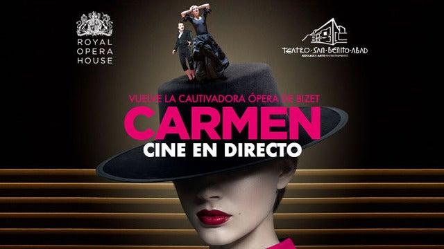 Carmen - Royal Opera House
