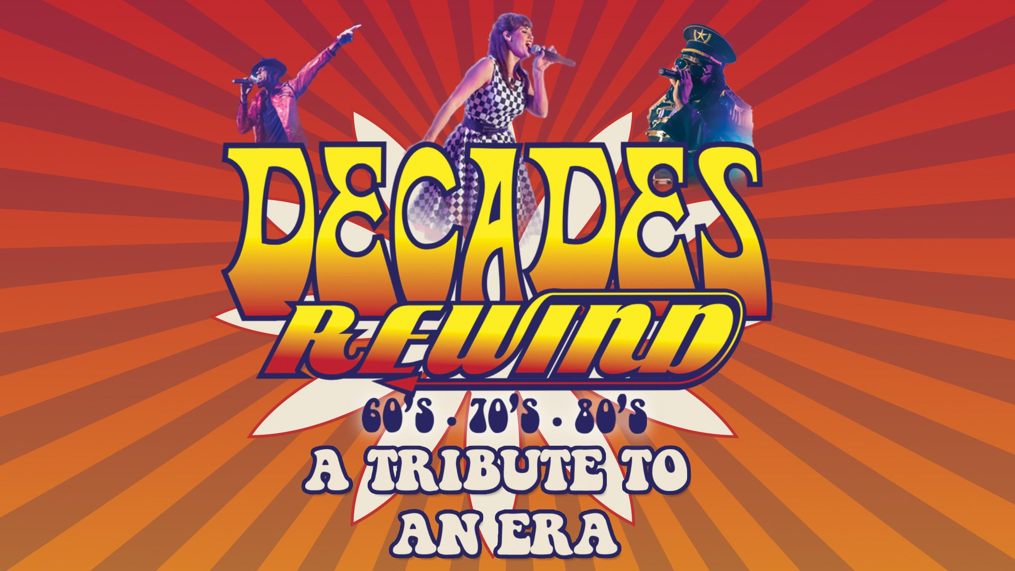 Decades Rewind at Coronado Performing Arts Center