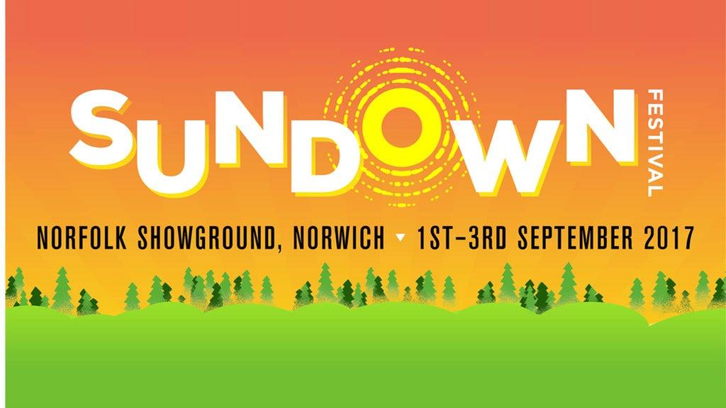 Hotels near Sundown Festival Events