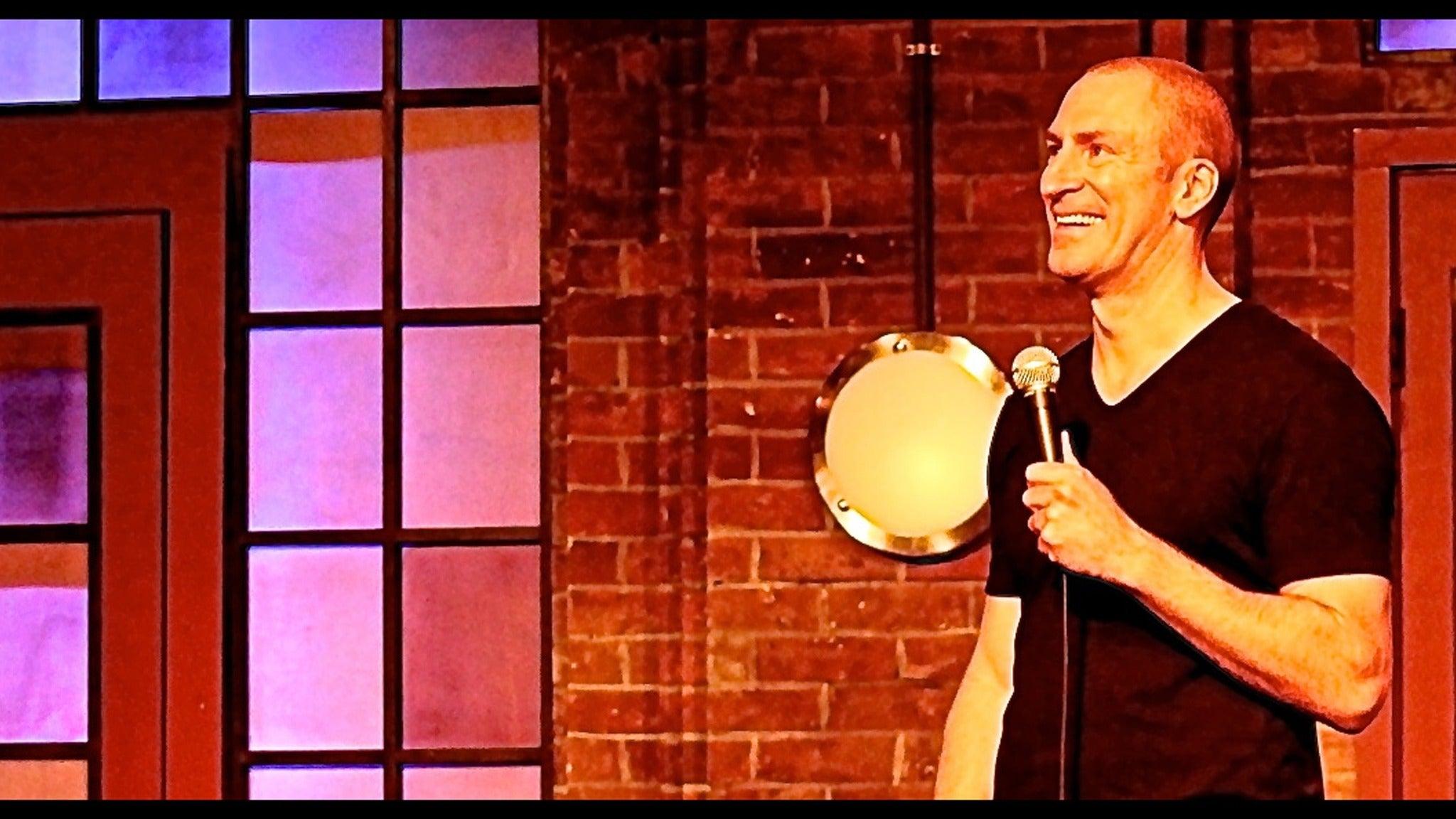 Ben Bailey at Cobb's Comedy Club