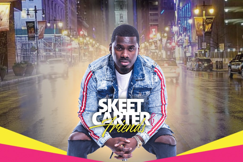 Skeet Carter Presents: Love Me Some Comedy!
