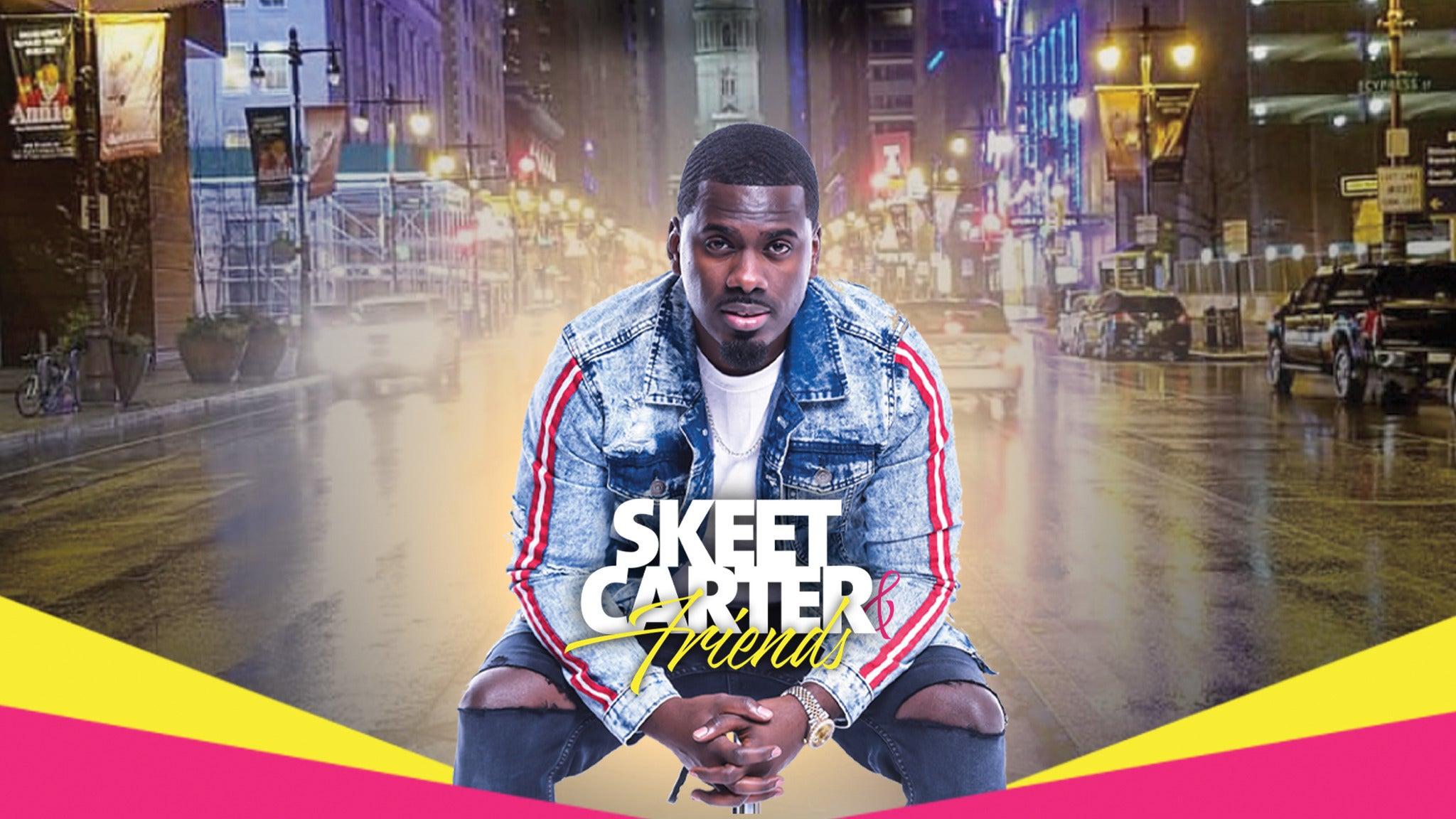Skeet Carter Presents: LOVE ME SOME COMEDY!