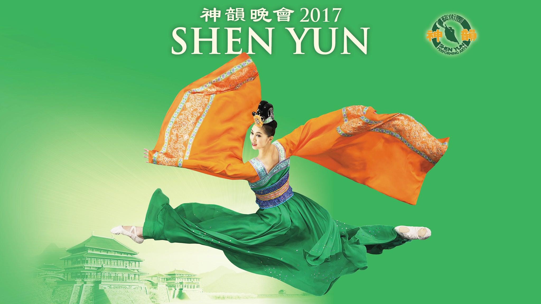 Shen Yun at Cobb Energy Performing Arts Centre