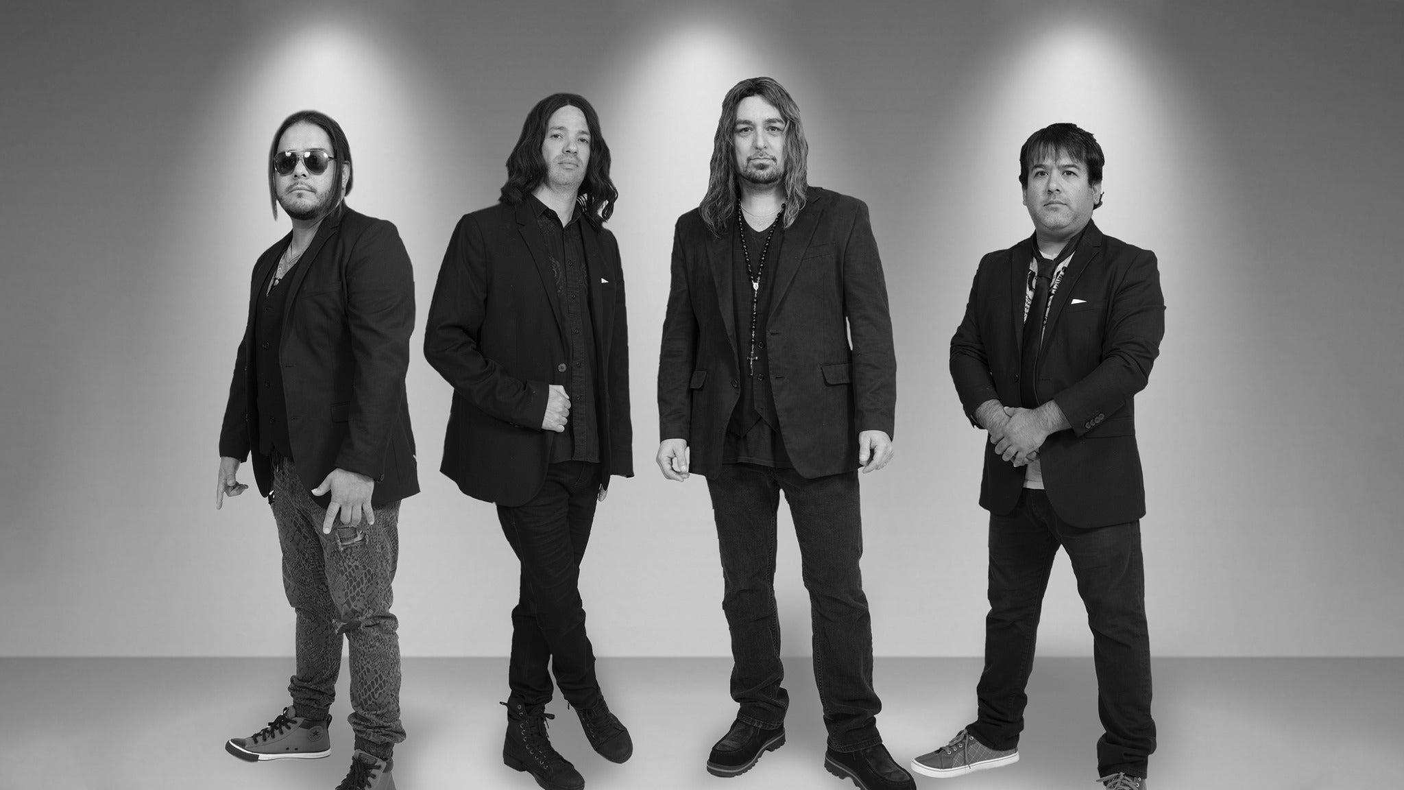 Noche de Rock en Español : Tributes to Mana y Caifanes