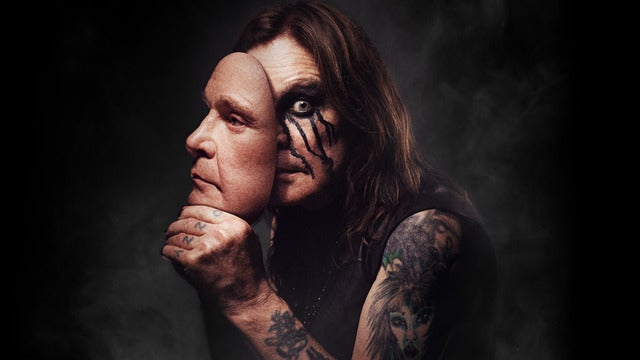 Ozzy Osbourne - Meet & Greet Packages