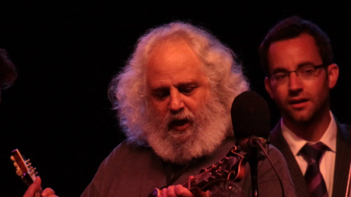 David Grisman at Orpheum Theater - Flagstaff