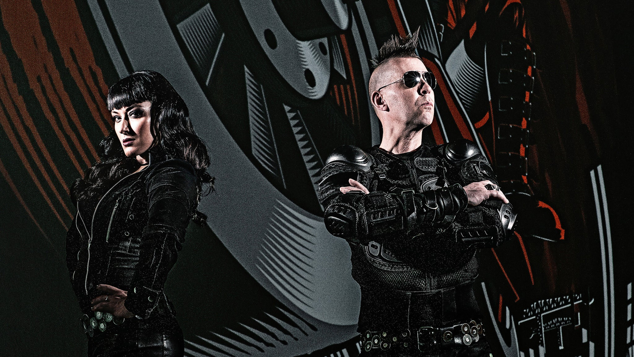 KMFDM 2017 Hell Yeah Tour with OHGR & Lord of the Lost