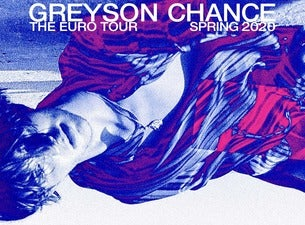 Greyson Chance, 2020-10-17, Мадрид