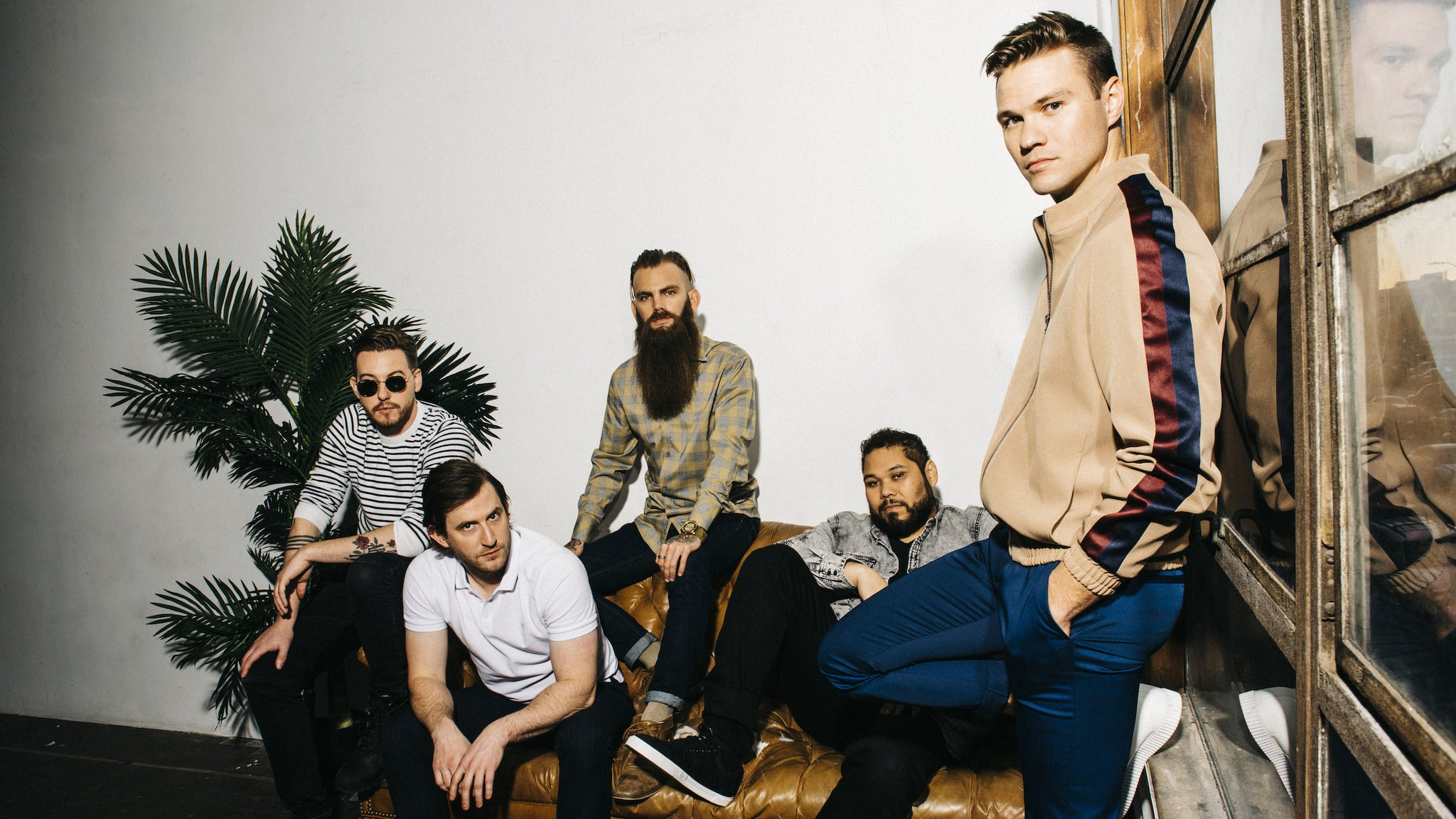 Dance Gavin Dance - Afterburner Tour at The Pageant