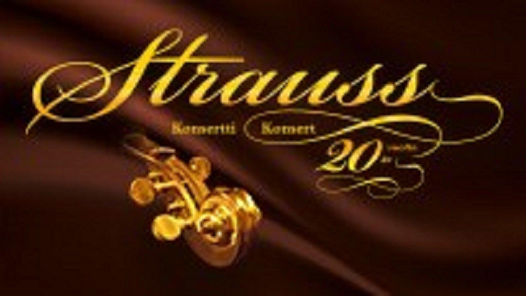 Strauss-konsertti