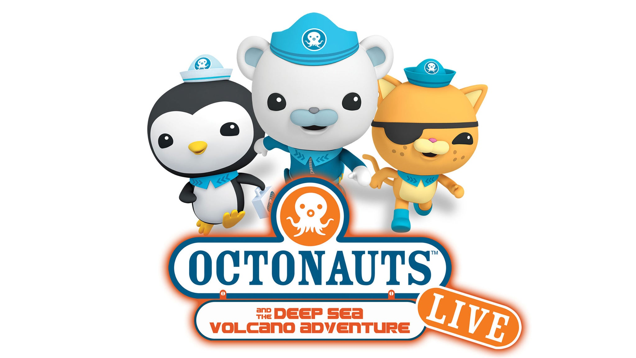 Octonauts Live! at Macon City Auditorium