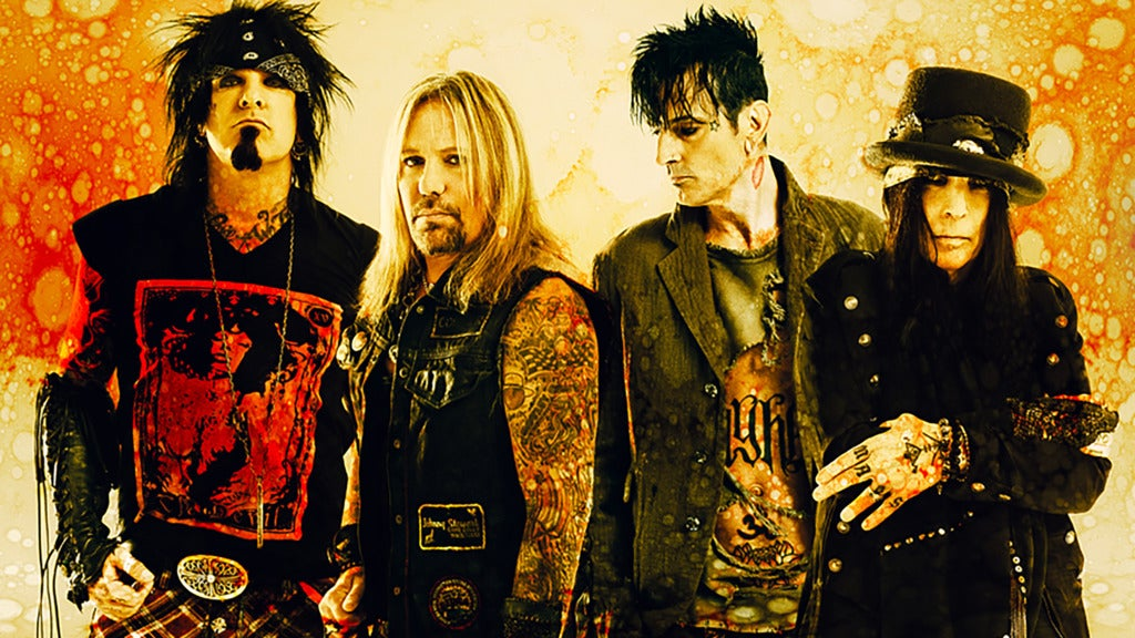 Hotels near Mötley Crüe Events