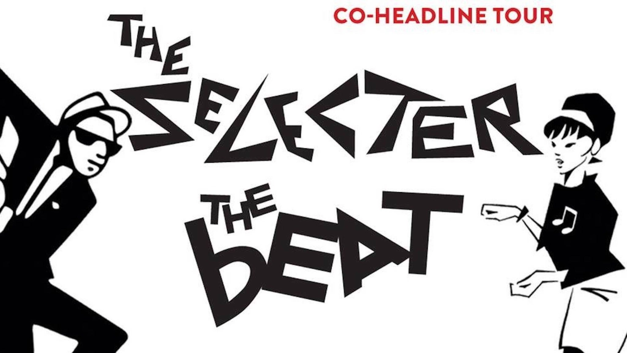 The Selecter & The English Beat Feat. Ranking Roger