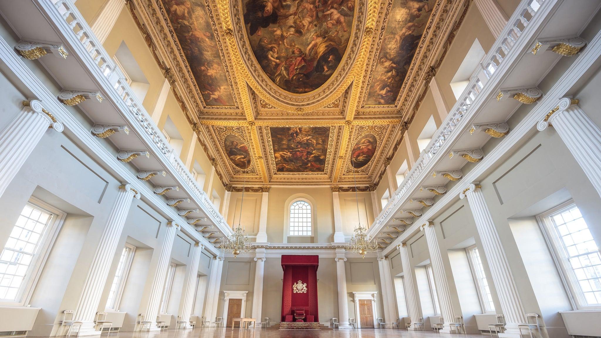 Historic Royal Palaces - the Banqueting House