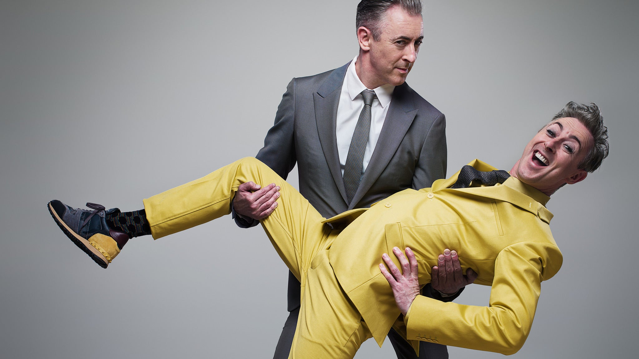Alan Cumming and Ari Shapiro: Och & Oy! A Considered Cabaret