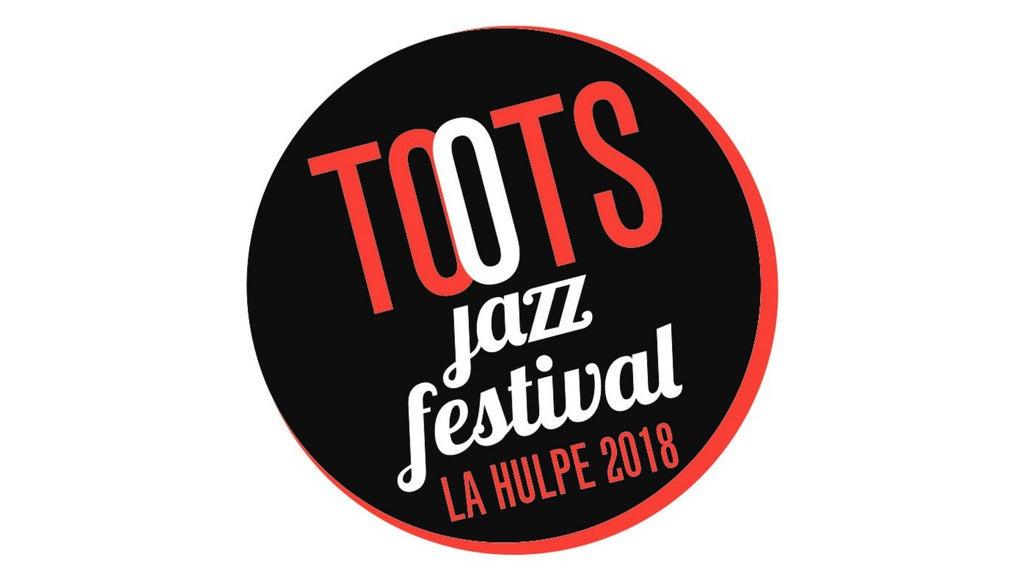Toots Jazz Festival La Hulpe 2018 - Friday