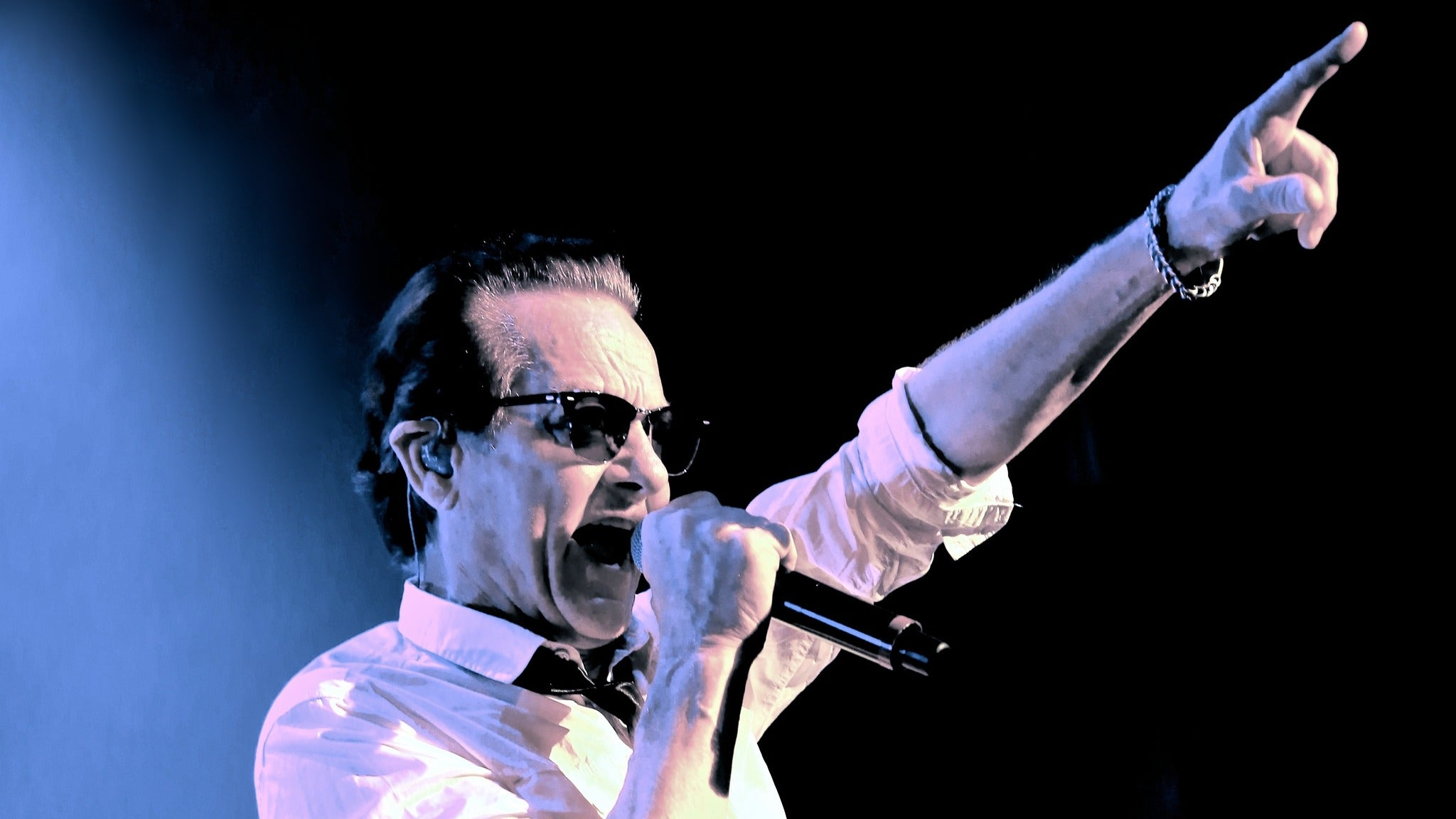 Graham Bonnet at The Forge