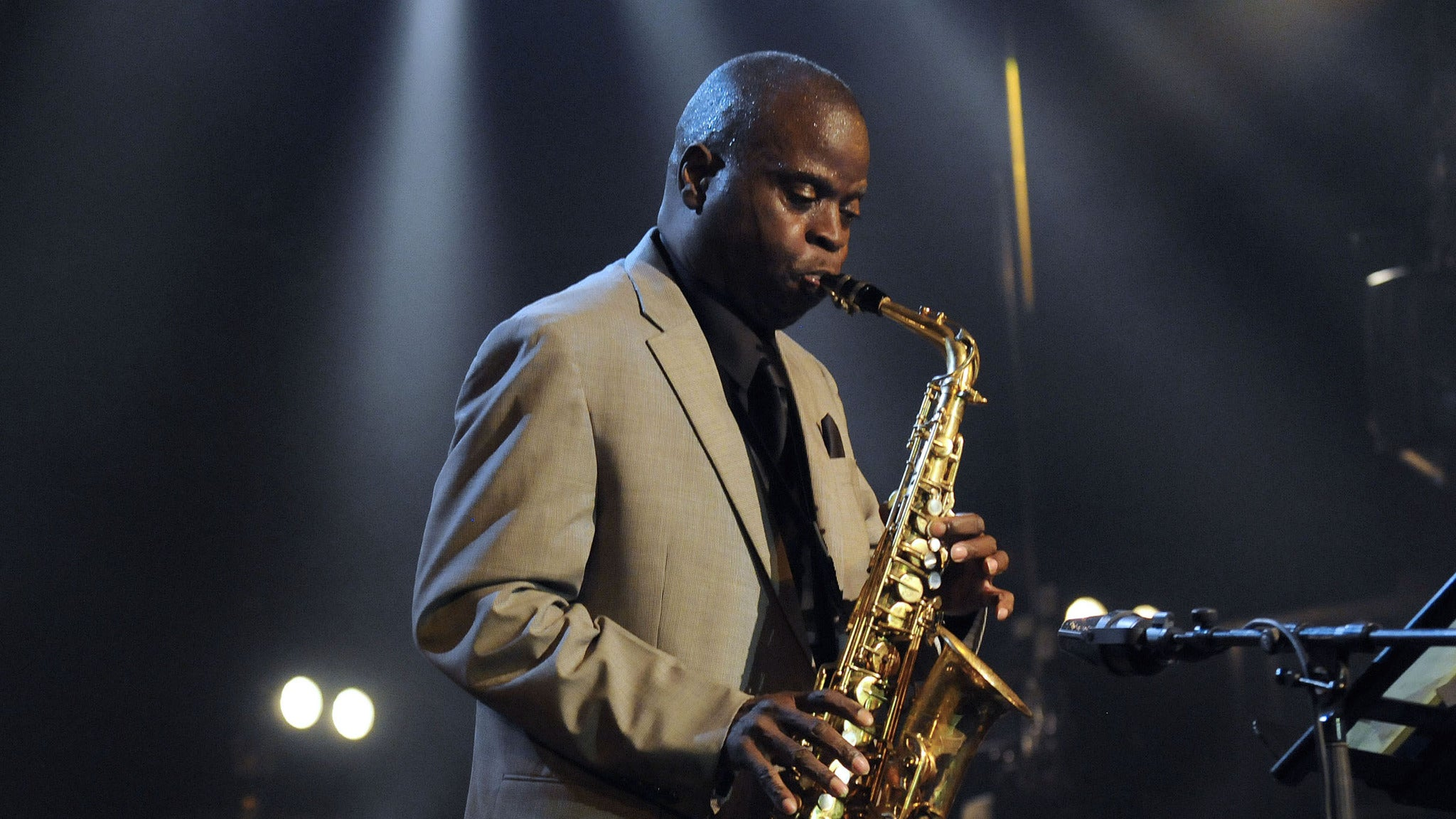 Maceo Parker at Moore Theatre