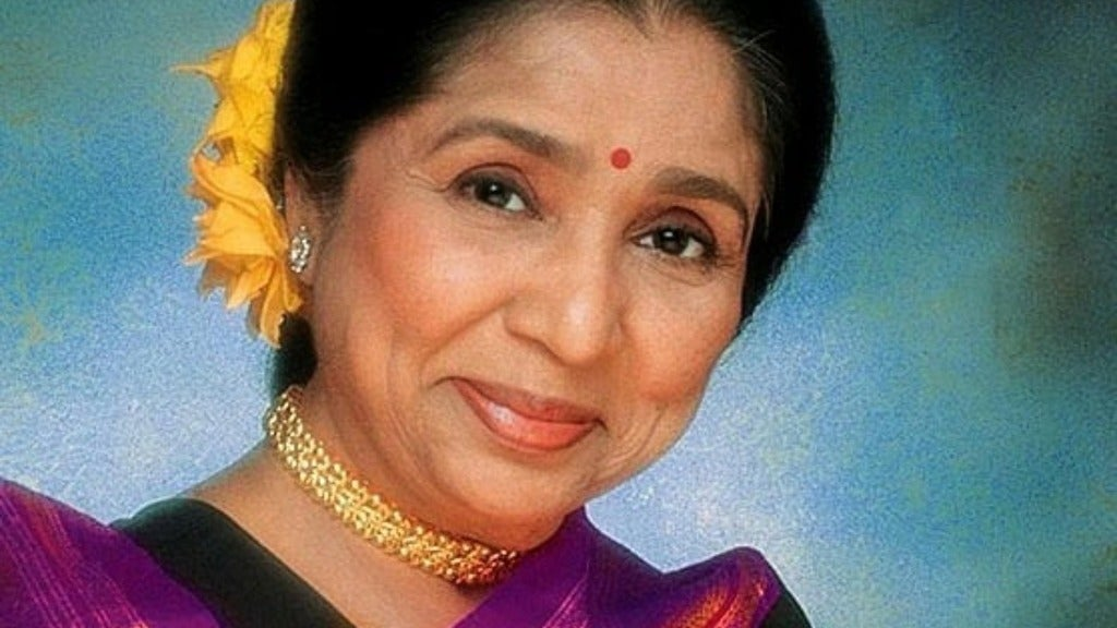 Asha Bhosle Genting Arena Seating Plan