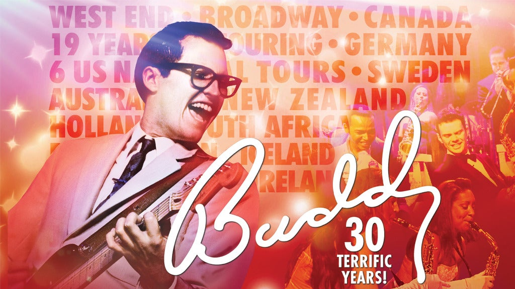 Hotels near Buddy - the Buddy Holly Story (Touring) Events