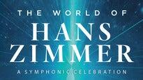 Konzert The World of Hans Zimmer
