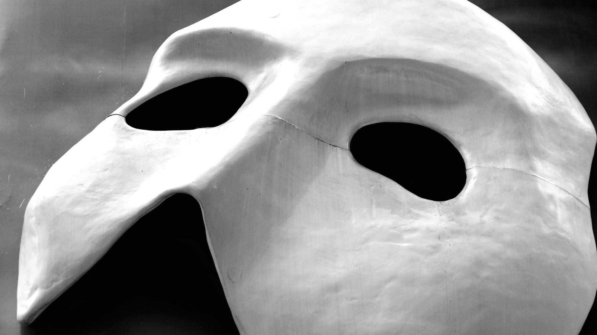 foto ticket Phantom of the Opera