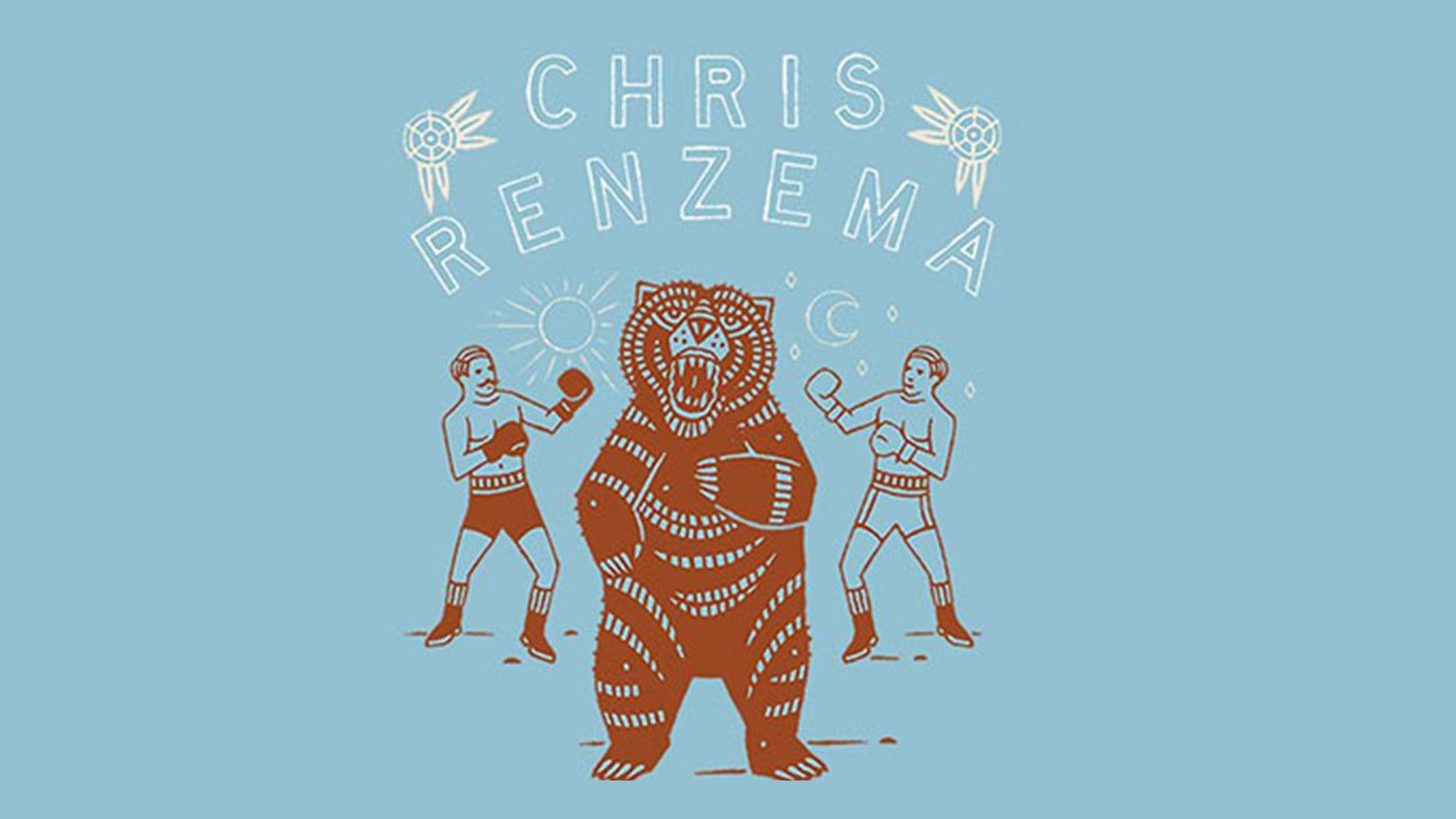 Chris Renzema at The Pyramid Scheme