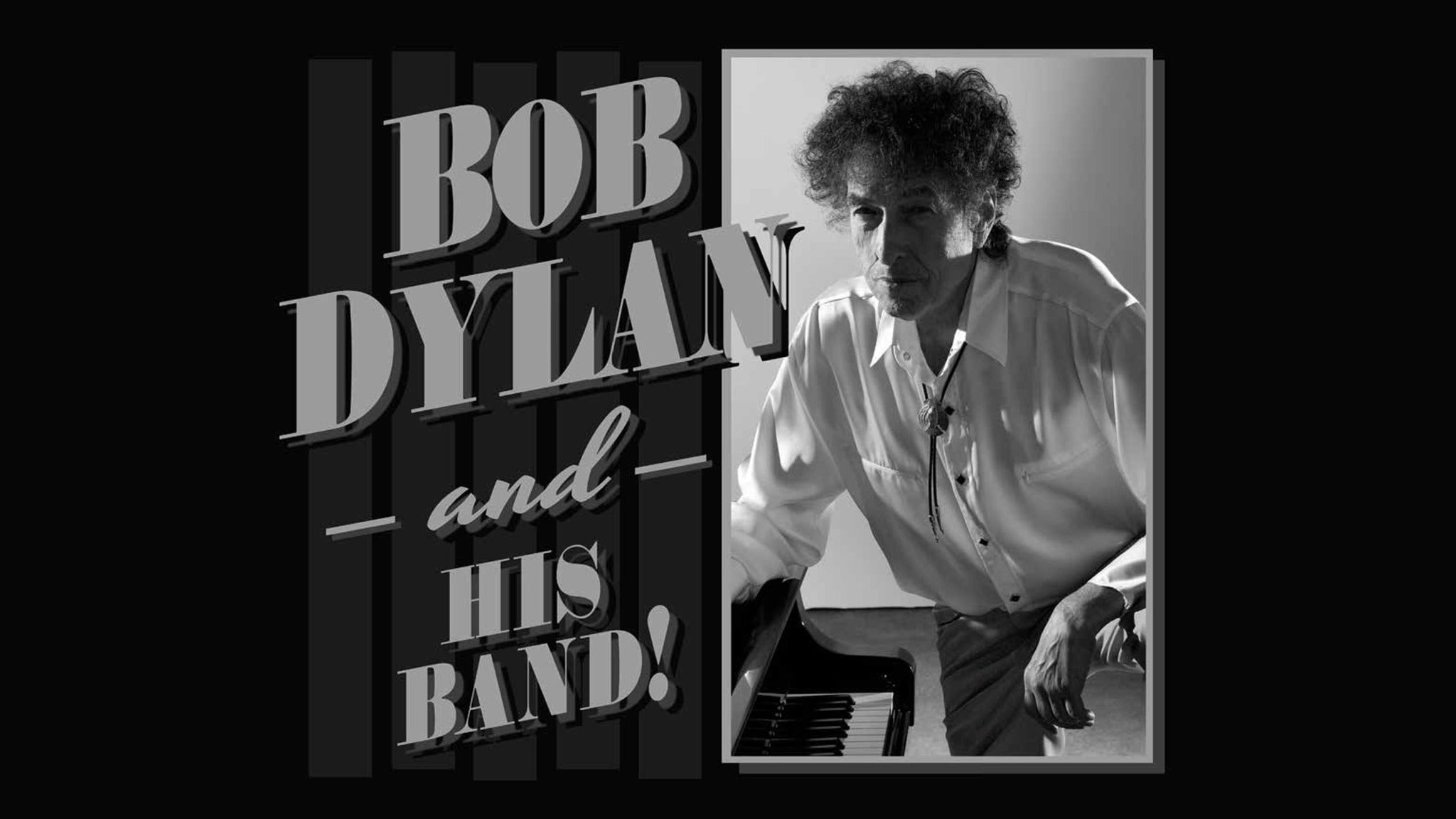 Bob Dylan at Braden Auditorium