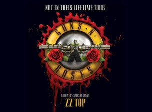 Guns N' Roses | Gold Circle Early Entry Package