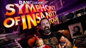 Dan Cummins: Symphony of Insanity Tour