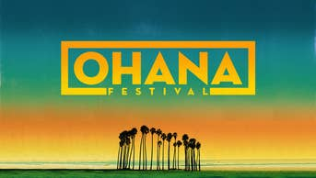 Ohana Festival - Saturday Admission - Charity Platinum