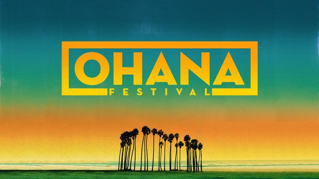 Ohana Festival - Weekend Admission - Charity Platinum