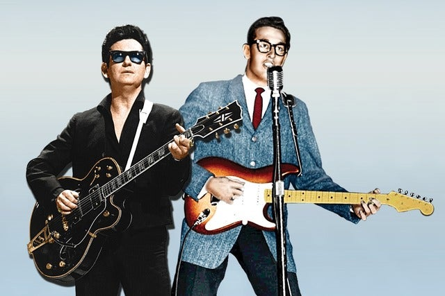 Roy Orbison & Buddy Holly: Rock'N'Roll Dream Tour Seating Plans