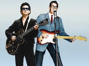 Roy Orbison & Buddy Holly, 2019-10-29, Brussels