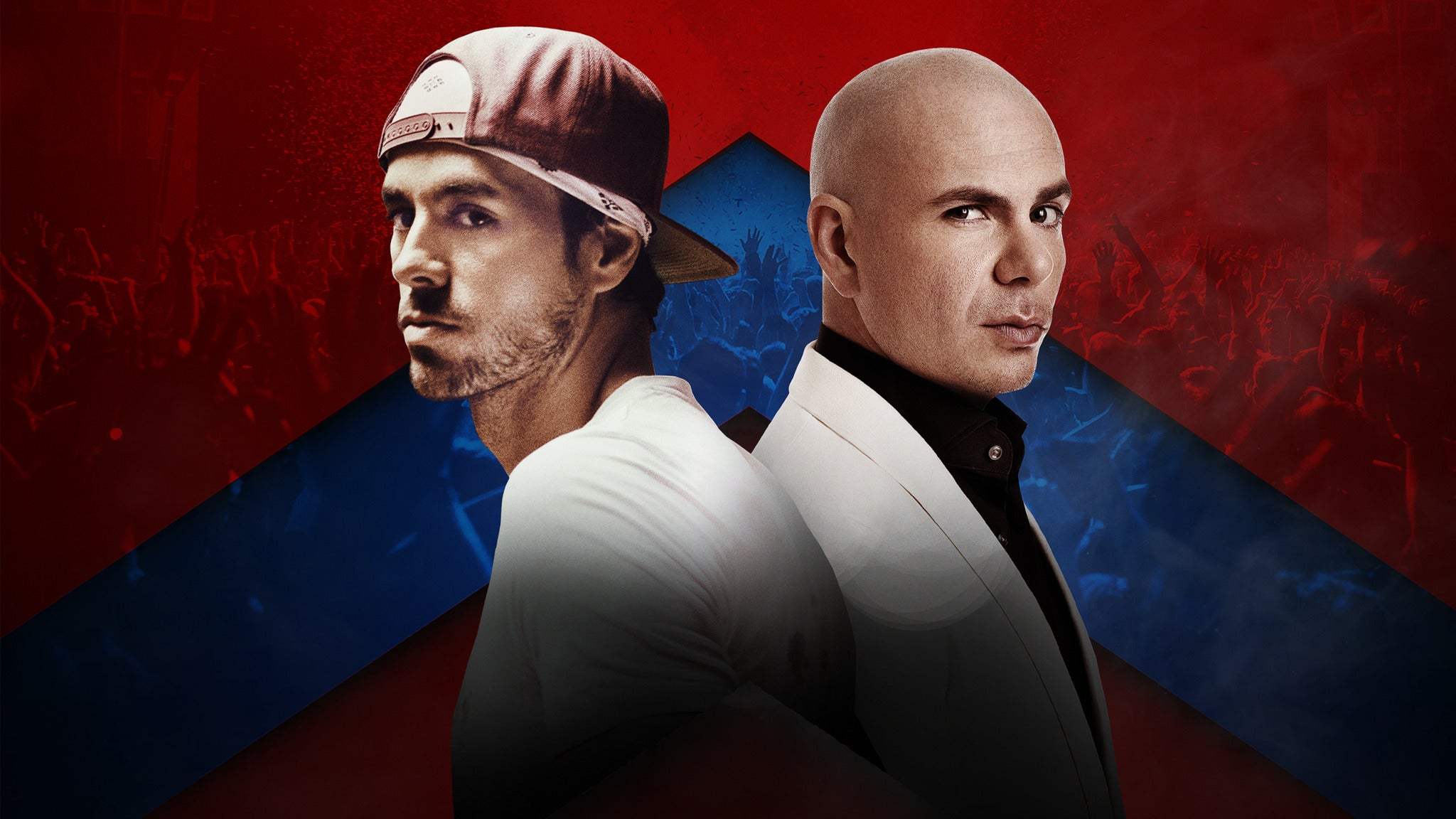 Enrique Iglesias & Pitbull at AmericanAirlines Arena