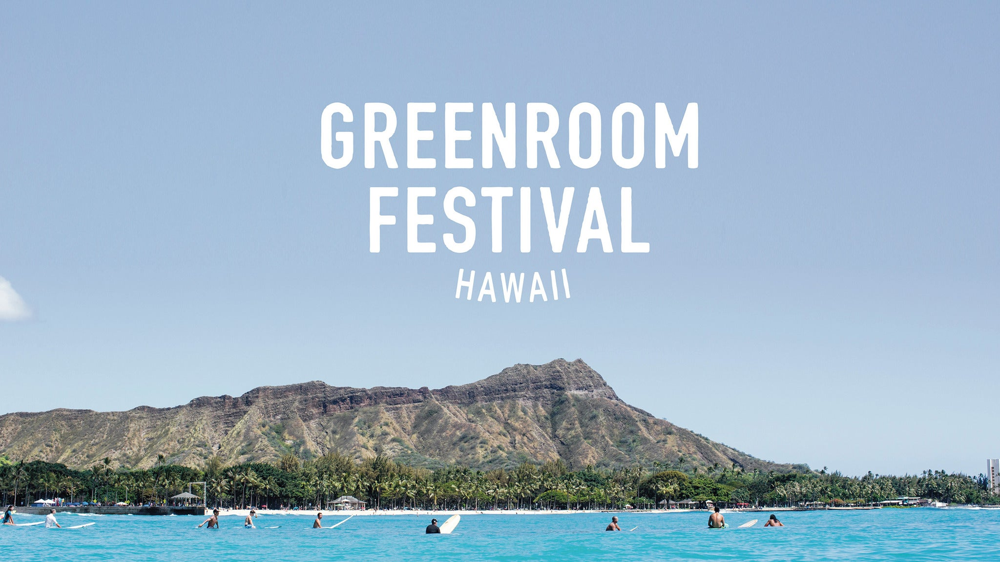Greenroom Festival '18 at Waikiki Shell
