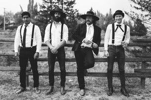 OTW & SXM Bluegrass Junction Present The Dead South   Served Cold Tour