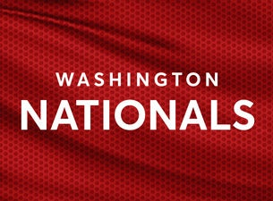Washington Nationals vs. Houston Astros