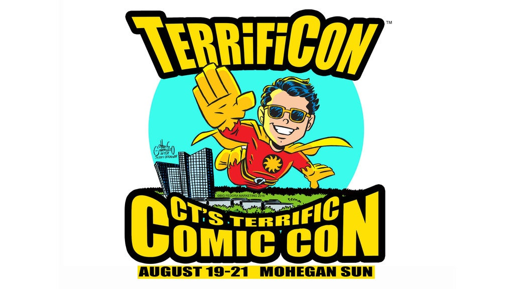 Hotels near Terrificon Events