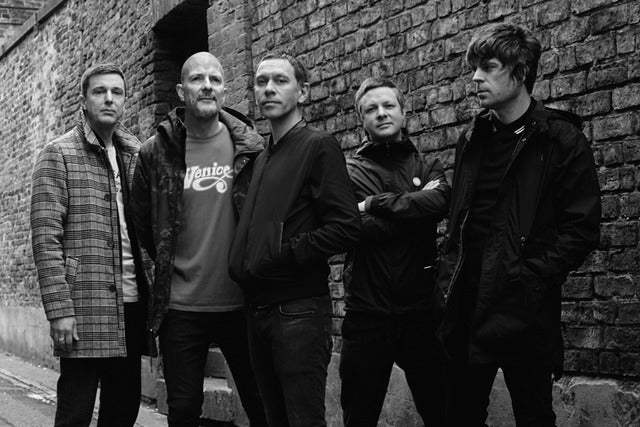 Shed Seven (Live After Racing) tickets (Copyright © Ticketmaster)
