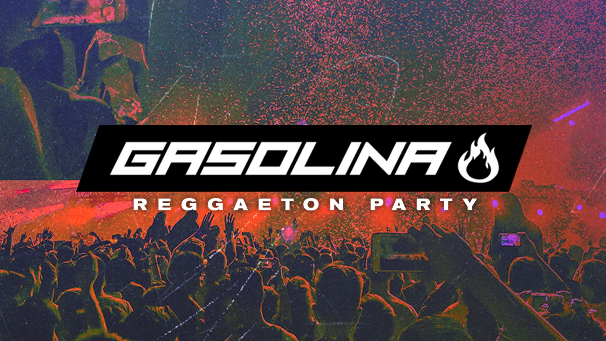 Gasolina Party at Riverside Municipal Auditorium