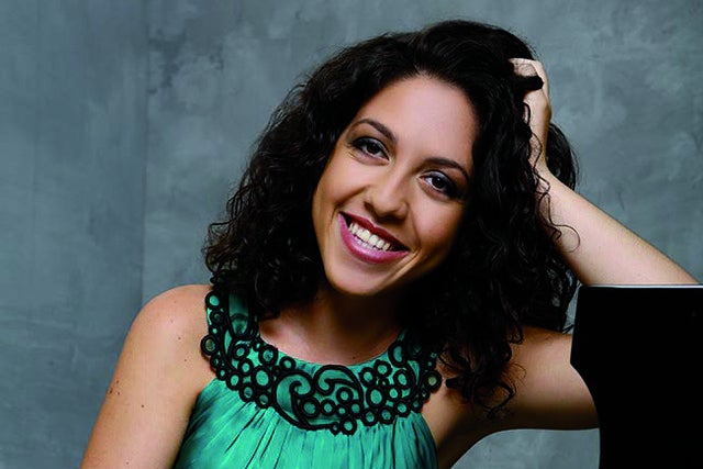 Beatrice Rana at Renee and Henry Segerstrom Concert Hall