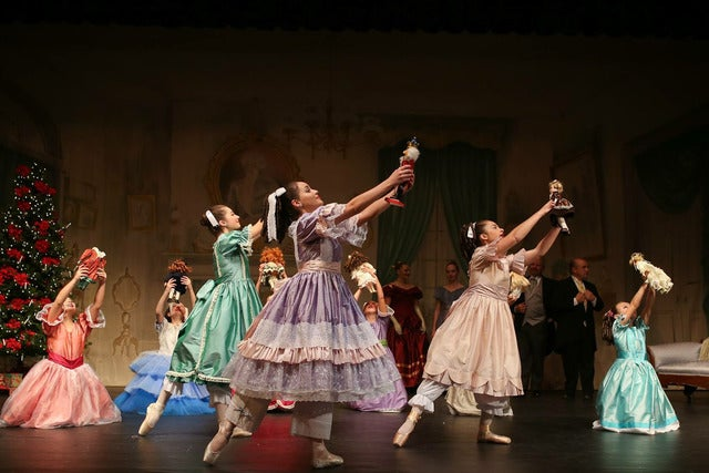 Ballet Ireland - the Nutcracker