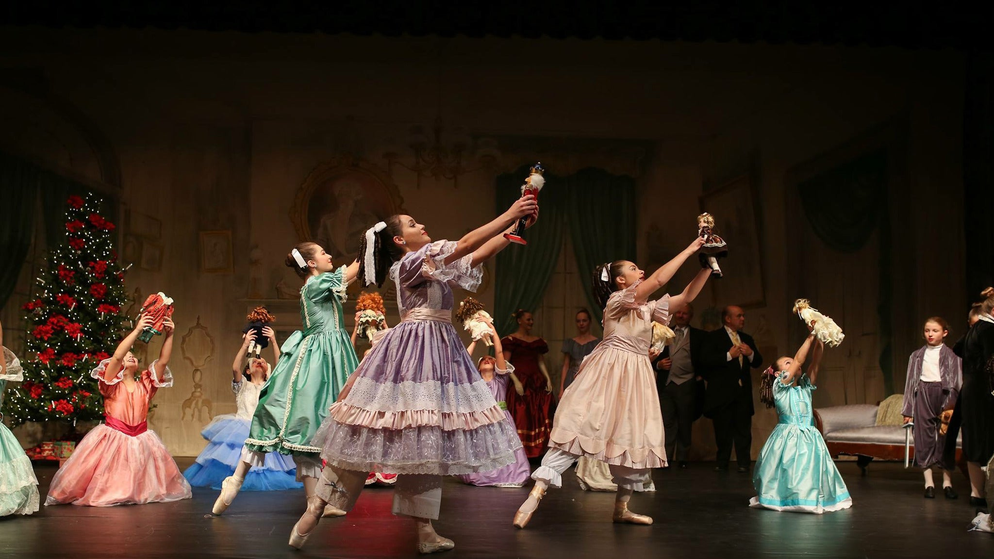 Los Angeles Ballet Presents The Nutcracker