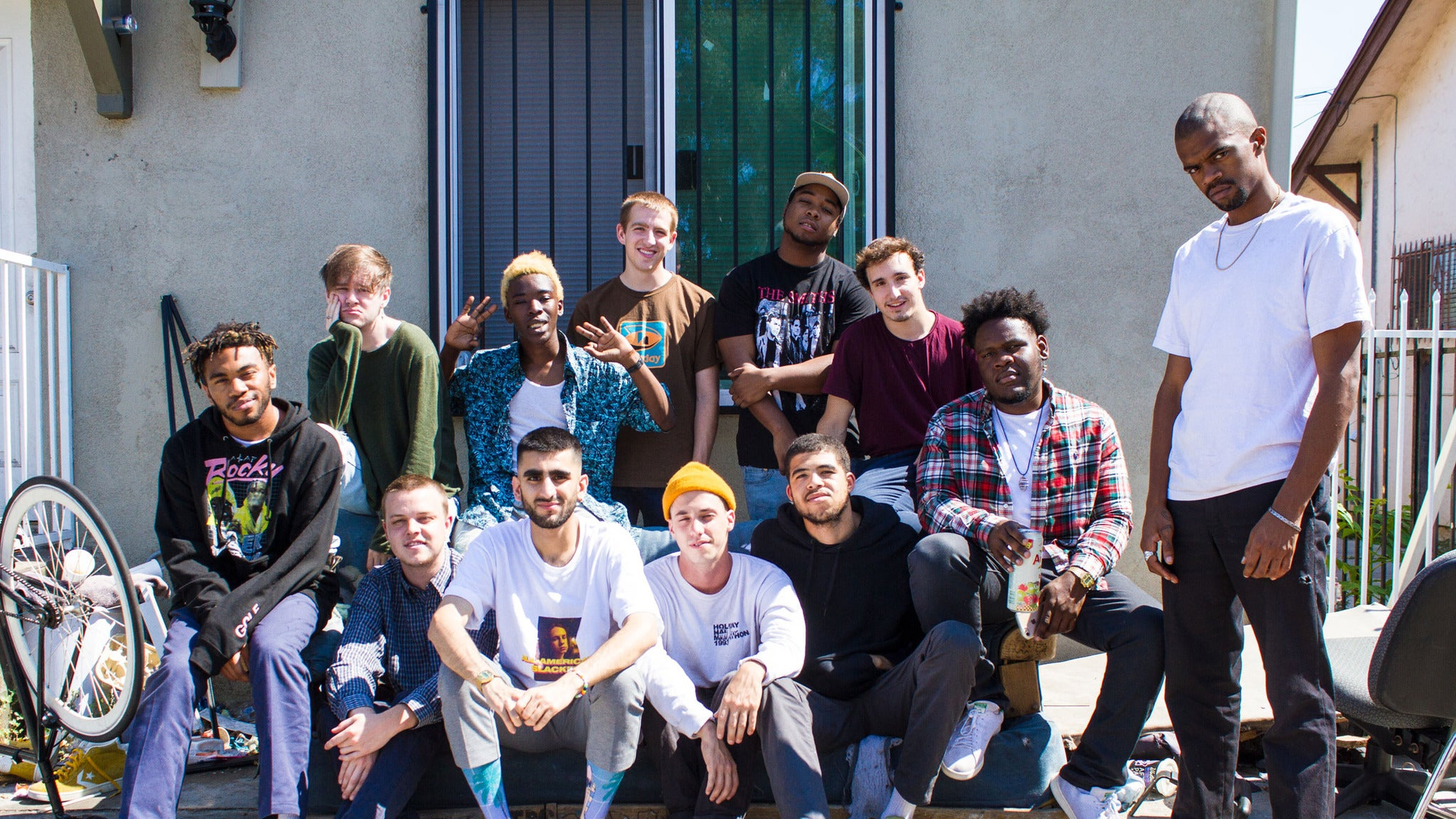 Brockhampton at Rialto Theatre-Tucson